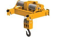 Basic Elements of Electric wire rope hoists