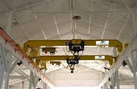 Flameproof Wire Rope Hoists