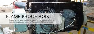 electric wire rope hoist manufacturers