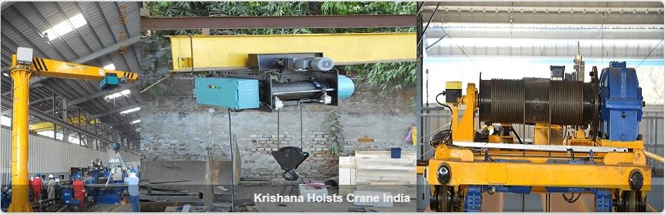 EOT Crane Manufacturers in Ahmedabad Gujarat India Hoists Manufacturers in Ahmedabad Jib Crane Suppliers