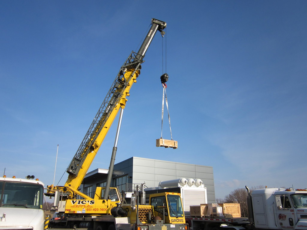 How to decide which crane capacity do you require