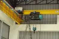Type of EOT Crane