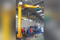 JIB Crane Manufacturing