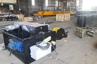 Electric Wire Rope Hoist Manufacturing