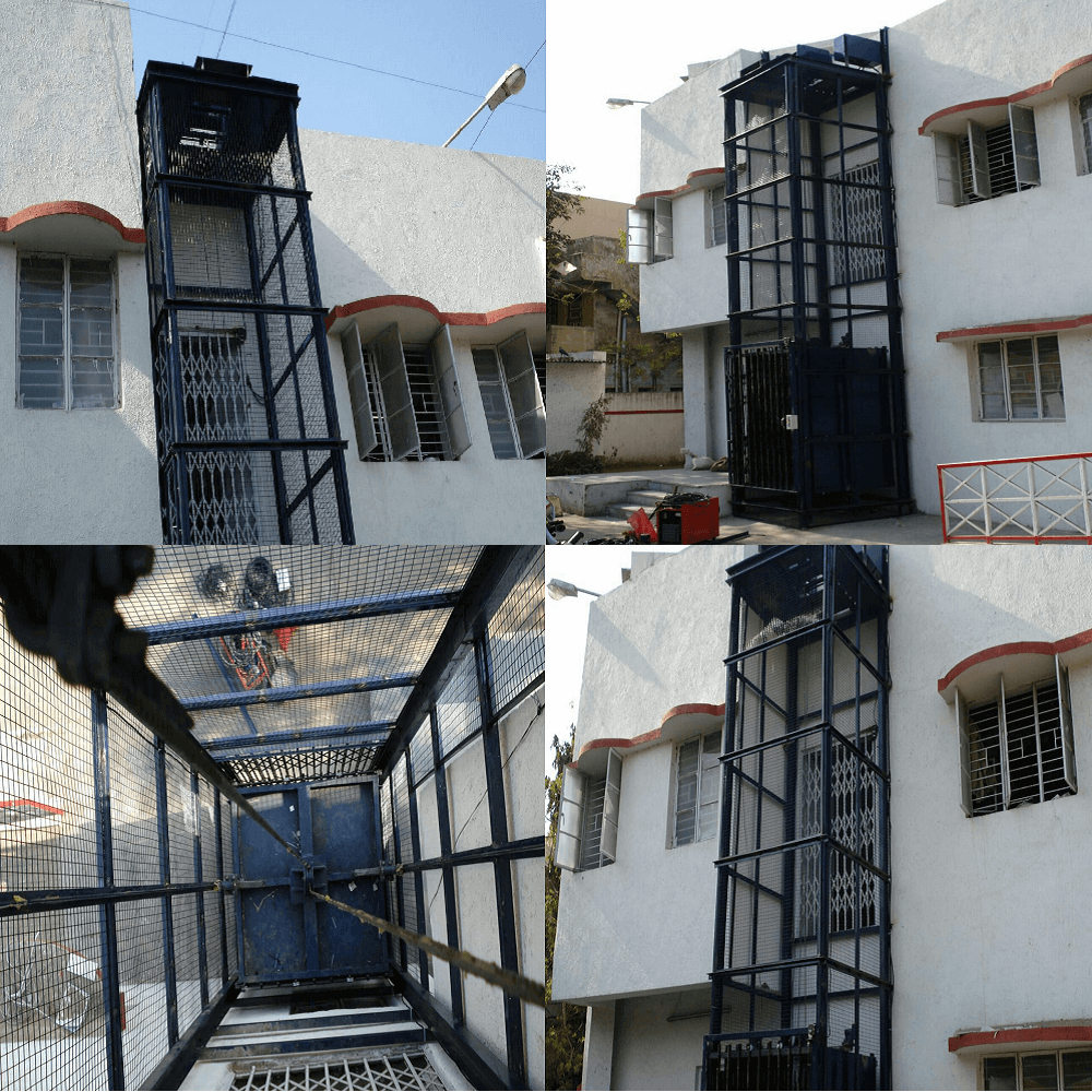 Goods Lift Manufacturers In Ahmedabad, Gujarat, India