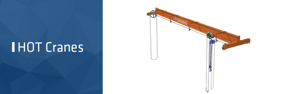 Gantry Crane Manufacturer in India