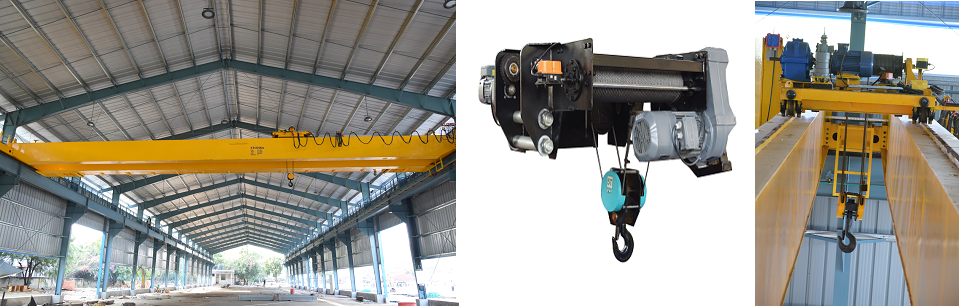 Krishana Hoists Crane India